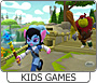 Childrens Game Sites database